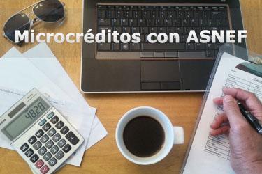microcréditos con ASNEF
