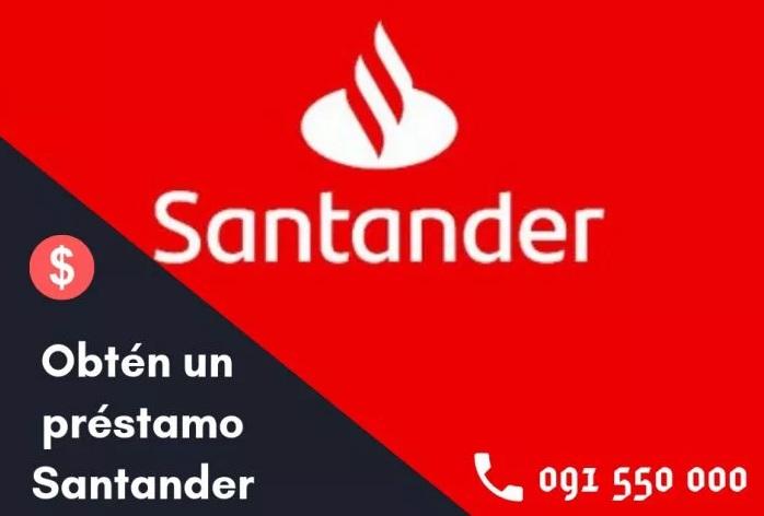Prestamos Santander Online
